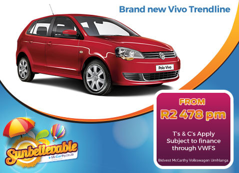 NEW VIVO TRENDLINE - From R2 478 per month!