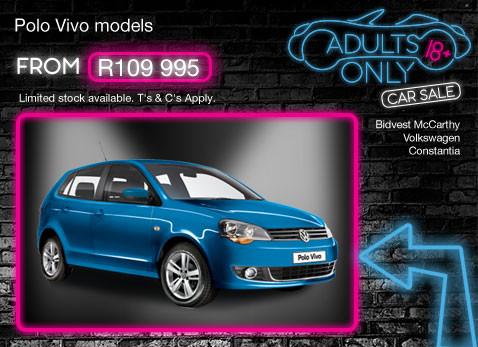 Polo Vivo Models special
