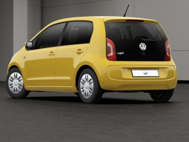 VW Move Up1 1.0 5-Door