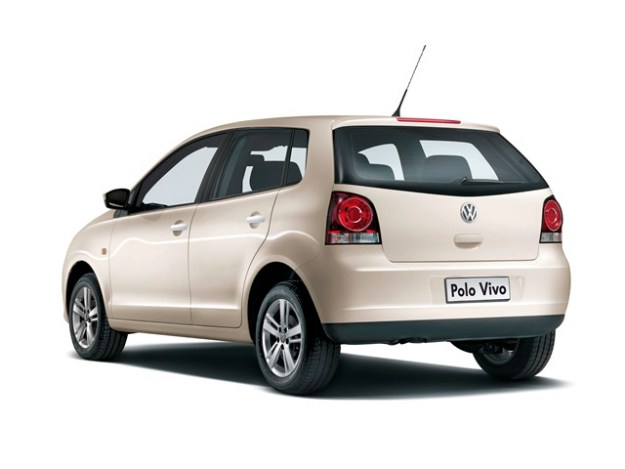 Volkwagen Polo Vivo is SA's top selling passenger car in October 2017