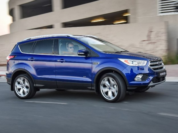 FORD KUGA 2.0 TDCI TREND AWD DSL POWERSHIFT From R483,900