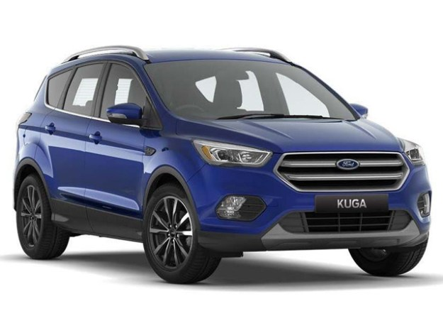 FORD KUGA 2.0 ECOBOOST TITANIUM AWD AT From R497,900