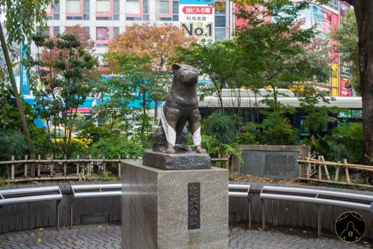 Hachikō Memorial