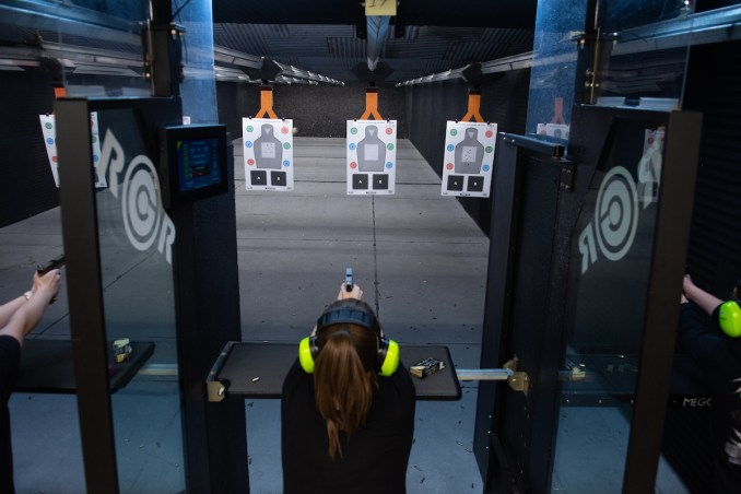 Nevada breaks gun sale record in 2020 amid pandemic, social unrest and contentious elections