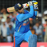 Virender Sehwag Indian Cricketer Google+ Hangout