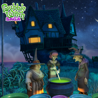 Bubble witch saga game on G+