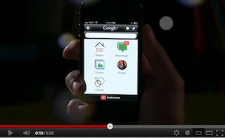 Google+ Iphone Mobile App : Just Shake the Phone and Send Feedback [Video]
