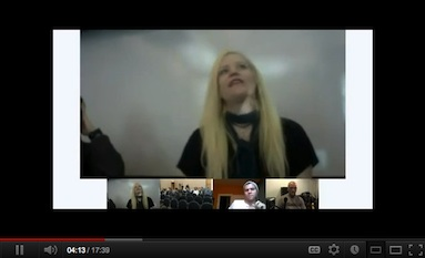Another Musician Heather Fay Discusses Her Google+ Hangout Success Story [Video]