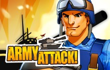 New Army Attack Game on Google+