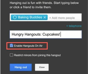 Hangouts on Air the Broadcast Live Feature Now Released for All Google+ Users in 40 Countries!