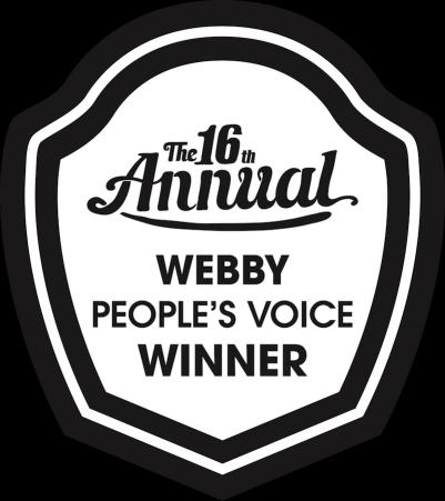 Google+ Wins the Webby People's Voice Award in 16th Annual Webby Awards 2012