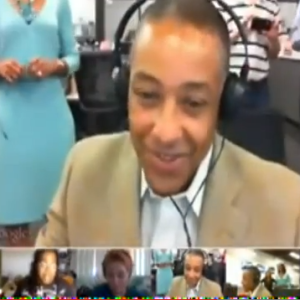 Breaking bad's Giancarlo Esposito hangout video