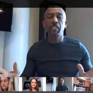 multiple sclerosis google+ hangout with montel williams