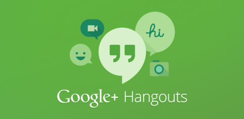 hangouts bookmark or shortcut link