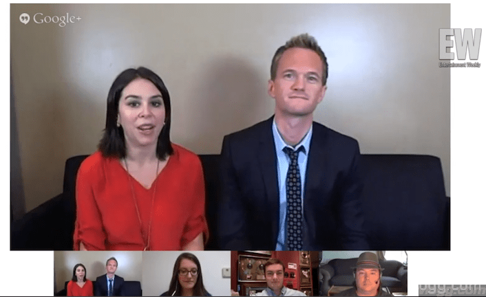 Pre-Emmy Hangout With Neil Patrick Harris (Barney) Video