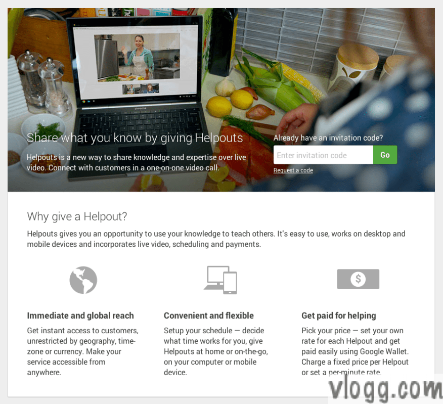 Google Helpouts: Share Your Expertise via Google+ Hangouts
