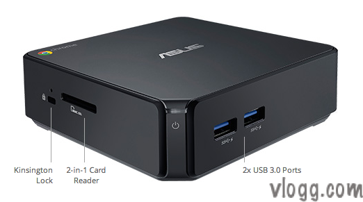 ASUS Chromebox Powered by Google Chrome OS for $179 and Releasing in March 2014
