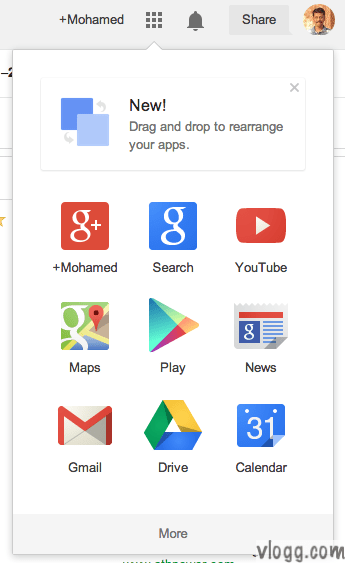 Google Adds Drag and Drop Support to Navigation Menu [Video]