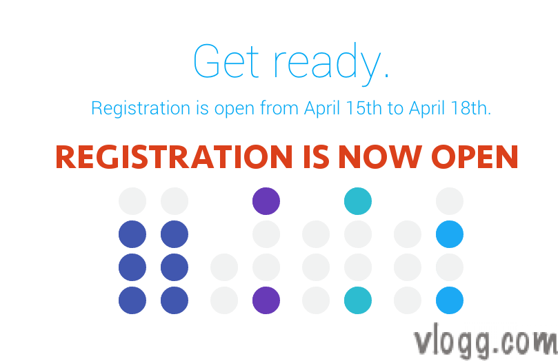 Google I/O 2014 Registration Is Now Open for Signups!