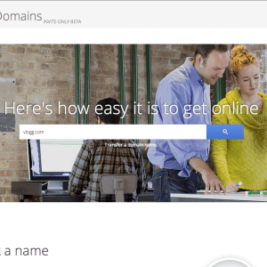 Google Domains FREE private registration