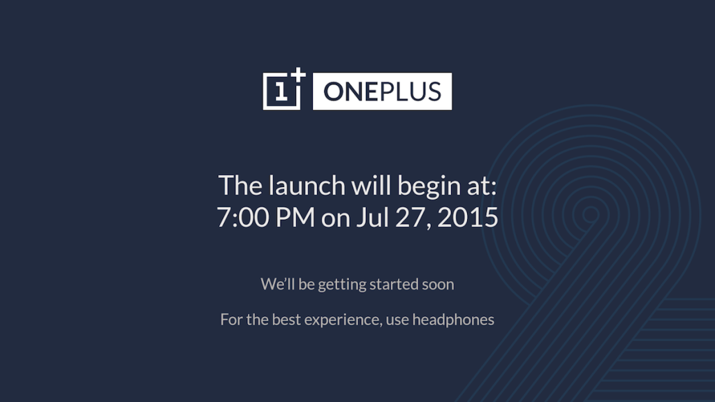 OnePlus 2 Launch VR App in Playstore