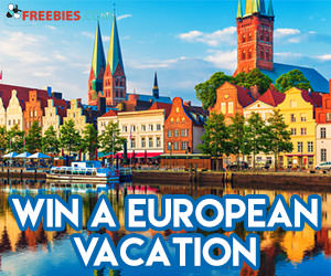 Win A European Vacation