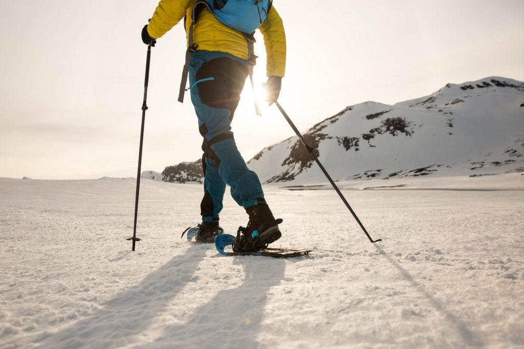 Snowhere Snowshoes – Jotunheimen Travel © Kjell Erik Reinhardtsen