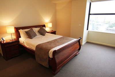 Accommodation Melbourne Superior 3 Bedroom
