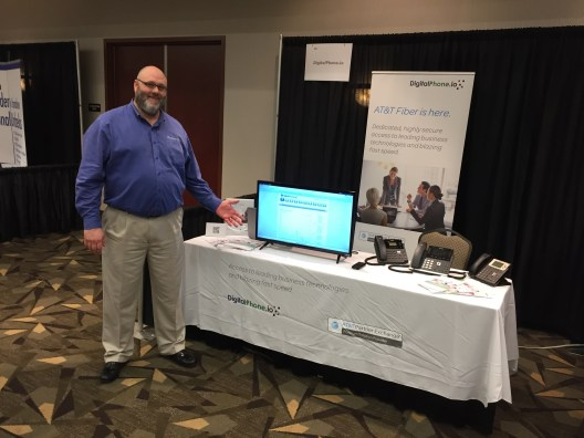 DigitalPhone.io Exhibits at the Insurance Expo in RTP, NC