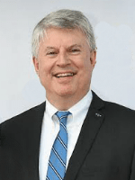 Steve Worrell, CPA, CFO