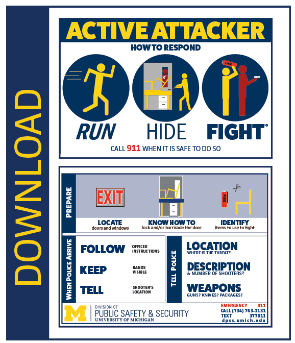 active attacker division of public
