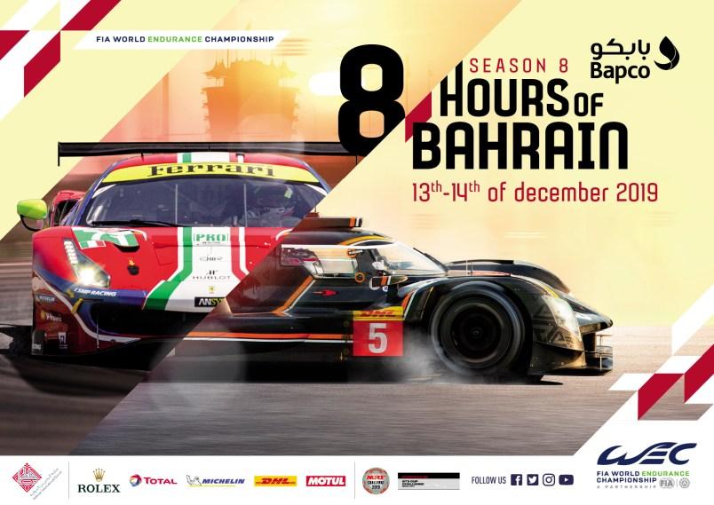 4 ore del Bahrain 2019 Orari