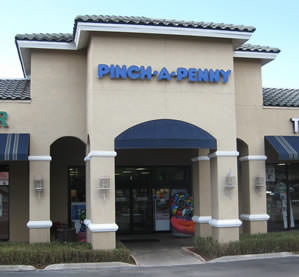 pinch a penny franchise cost