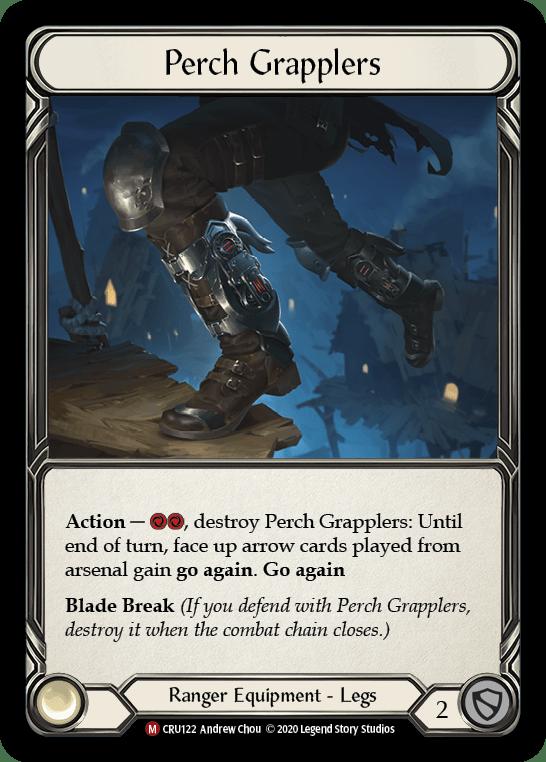 Perch Grapplers