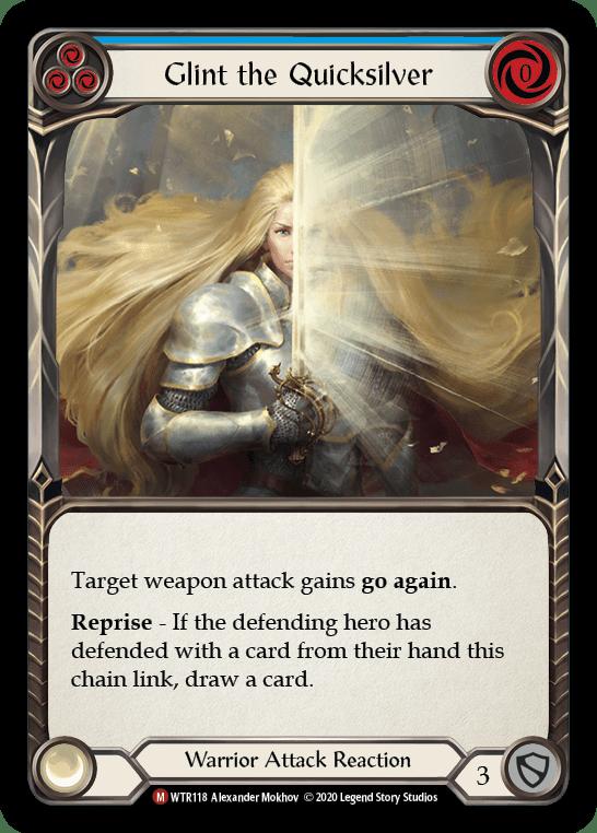 Glint the Quicksilver