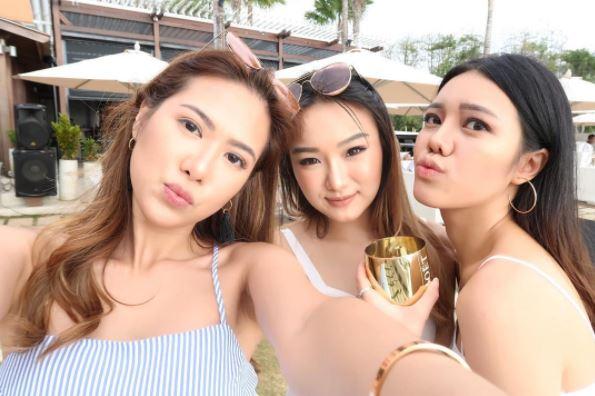 Maida Margaretha, Gadis Sexy kota Jakarta!! Wajah manis & Jago Make-up