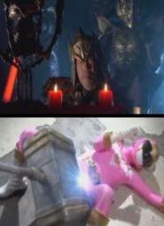 Power Ranger Pink Di perkosa