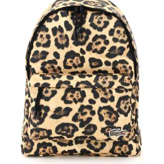 LACOSTE X NATIONAL GEOGRAPHIC 0 OS Beige, Brown, Black Technical