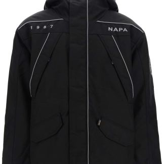 NAPA BY MARTINE ROSE 0 S Black, Silver Technical