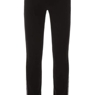 VERSACE JEANS WITH LOGO BAND 30 Black Cotton