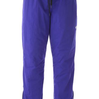MSGM NYLON JOGGERS 46 Purple Technical