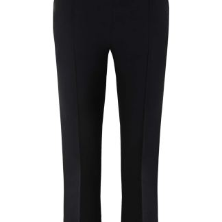 ROKH CROPPED TROUSERS 34 Black