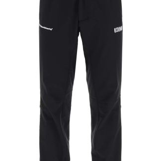 COLMAR AGE NYLON JOGGER PANTS WITH LOGO 46 Black Technical