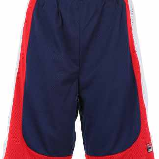 FILA EVERLY ARCHIVE SPORT BERMUDA SHORTS S Blue, White, Red Technical