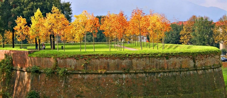 Dove mangiare Lucca, le mura