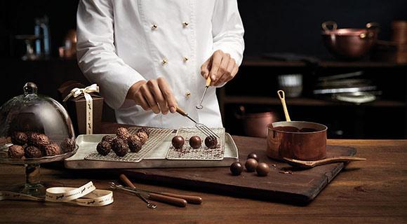 Sprungli - 史賓利巧克力