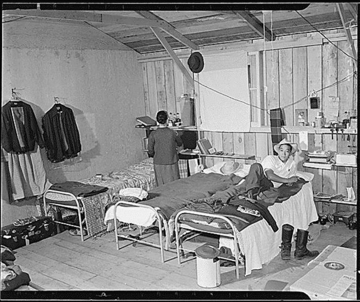 Internment of Japanese Americans - World War II