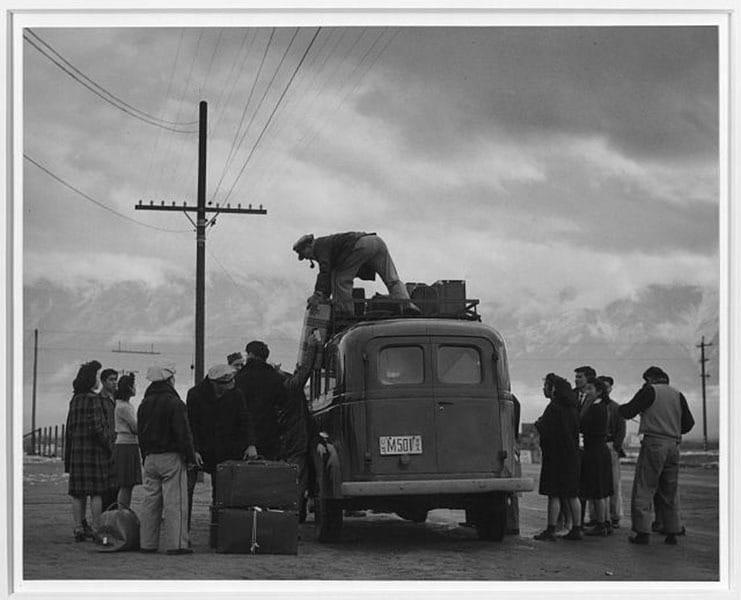 Manzanar - Internment of Japanese Americans