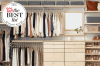 The Best Closet Systems To Organize Your Wardrobe