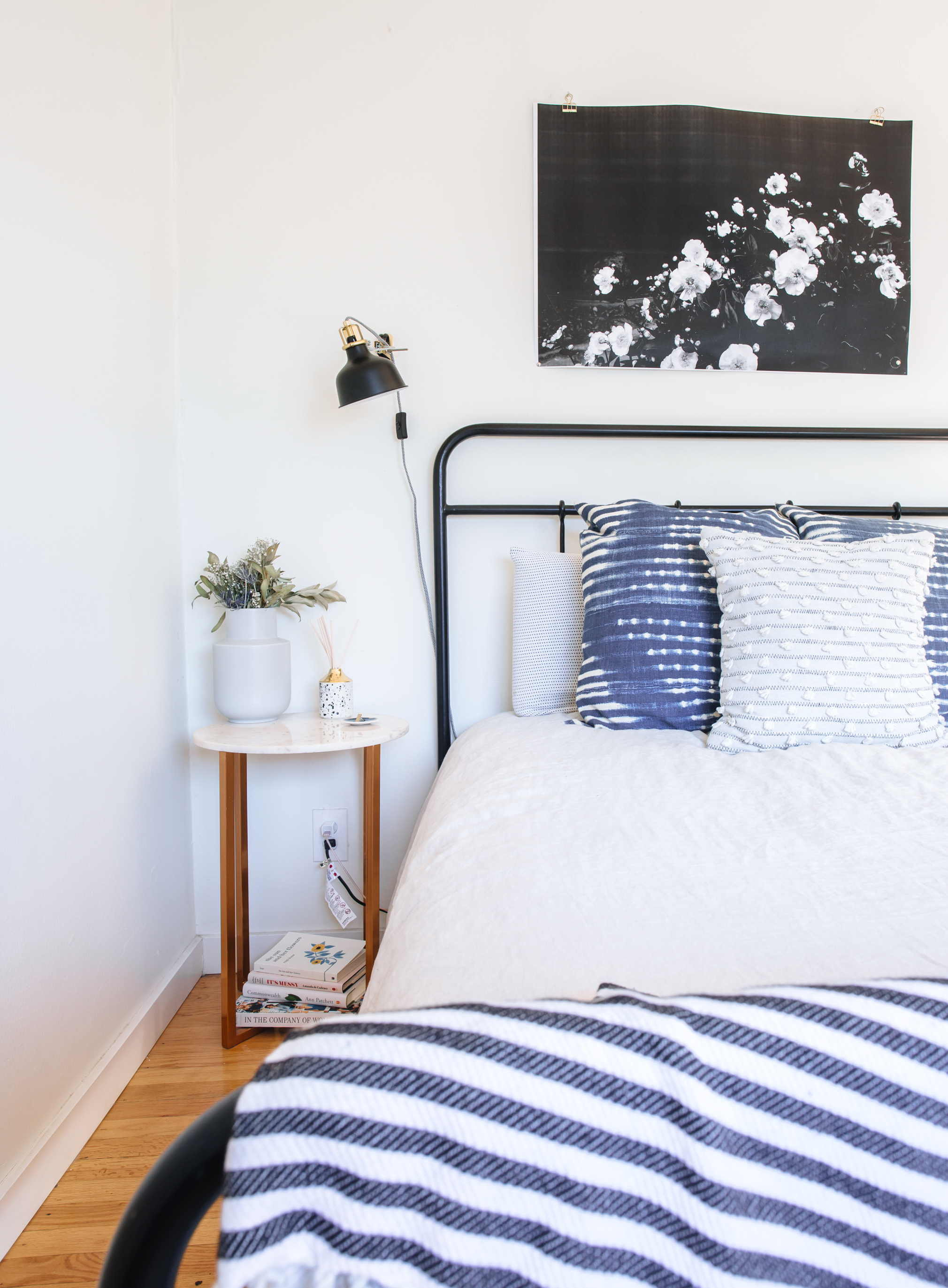 Small Space Solutions 11 Space Saving Nightstand Ideas